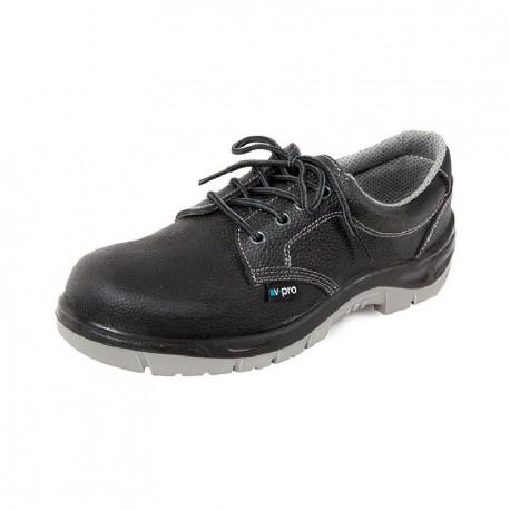 Zapato con puntera y plantilla