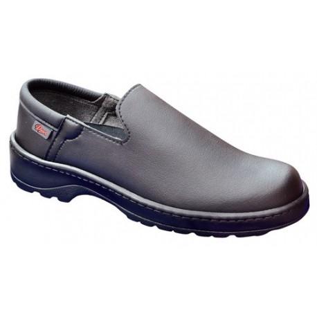 Zapato mocasin de trabajo, antideslizante
