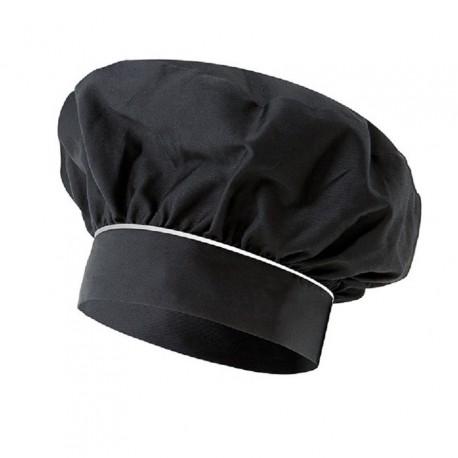 Gorro frances de chef con vivo teflon
