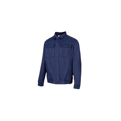 Velilla 106003 61 48 - Cazadora 100% algodón Azul Navy Talla 48