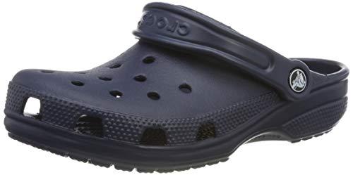 Crocs Classic, Zuecos Unisex Adulto, Navy, 43/44 EU