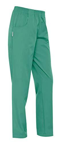 MONZA OBREROL Pantalón Sanitario. Pantalón Médico, Enfermera, Quirófano. Verde 3XL. Ref: 4563
