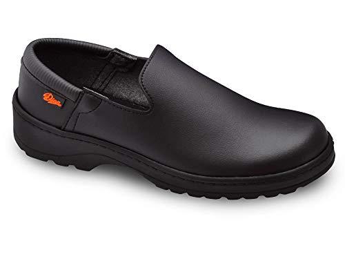 Marsella Negro Talla 42 Marca DIAN, Zapato de Trabajo Unisex Certificado EN ISO 20347.