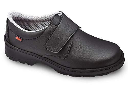 Milan-SCL Zapato de Trabajo Unisex Certificado CE EN ISO 20347 Marca DIAN, Negro, 43 EU