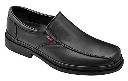Dian Congreso - Zapato de trabajo hombre, talla 42, color negro