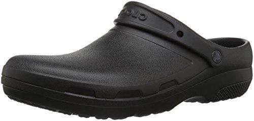 Crocs Specialist II Clog, Unisex Adulto Zueco, Negro (Black), 43-44 EU