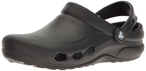 Crocs Specialist Vent - Zuecos Unisex Adulto, Negro (Black), 42/43 EU