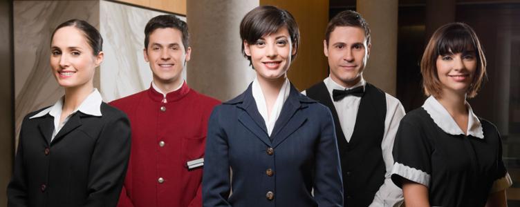uniformes de trabajo para hosteleria
