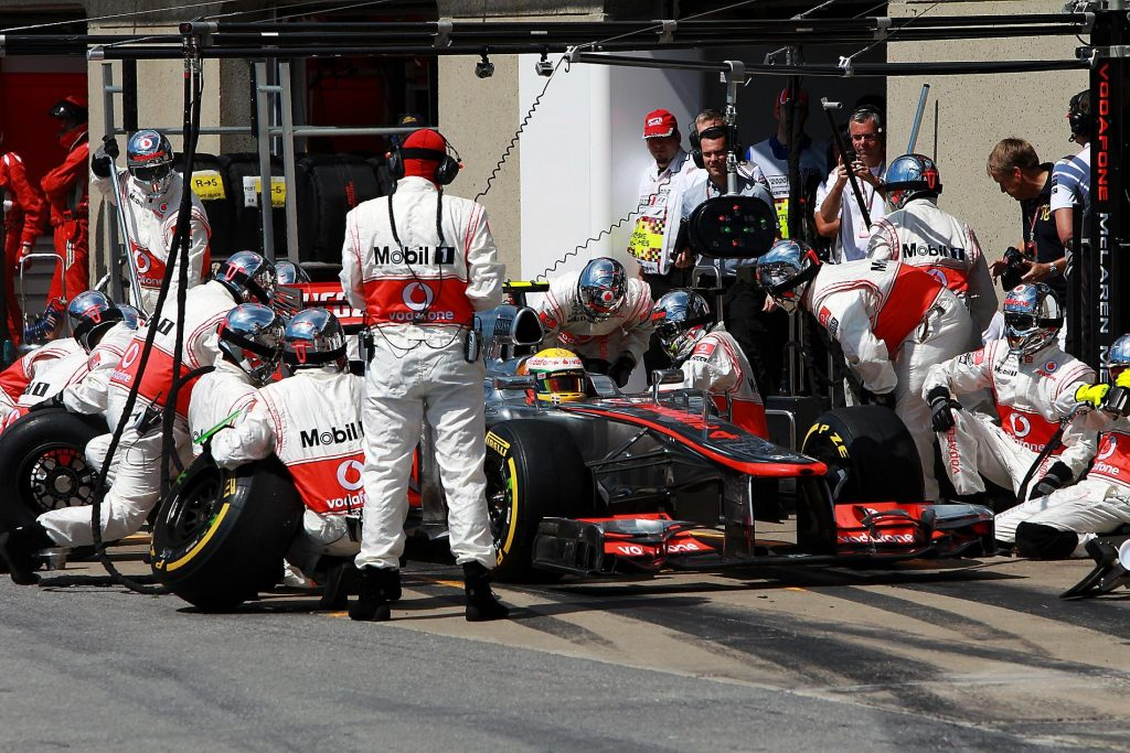 f1 2012 07 canada mclaren problemas pitstop