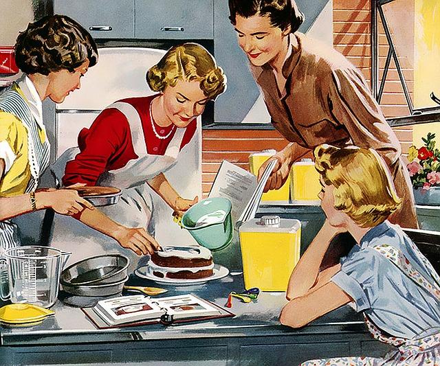 Delantales- de cocina