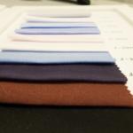 telas tintadas de distintos colores