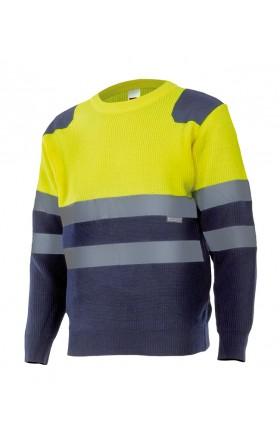 jersey de alta visibilidad marca velilla
