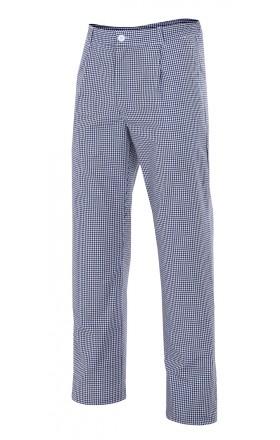 pantalon de cocinero para trabajar velilla