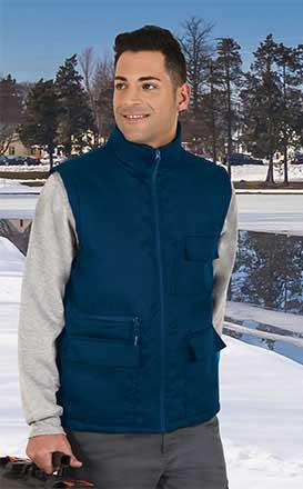 ropa inteligente calefactable