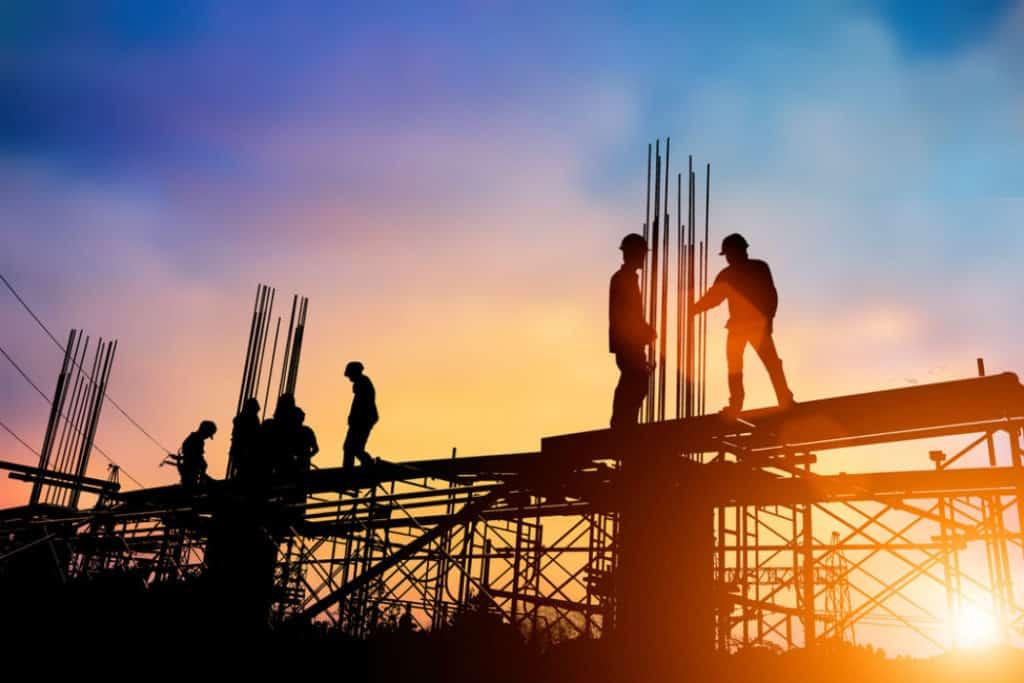 ropa de trabajo para la construcción
