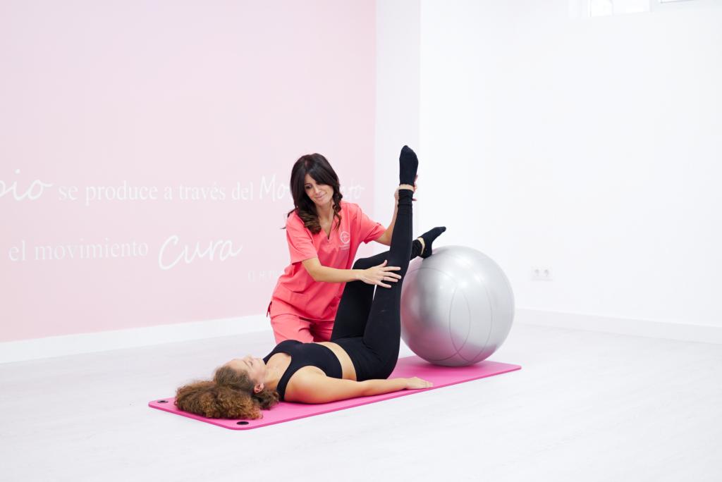 Fisioterapia Nuria Ponce pilates