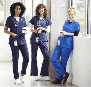 Zueco para profesionales sanitarios