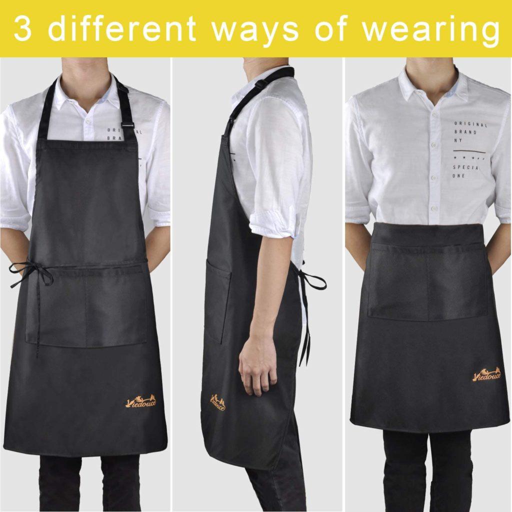 mejor delantal para camareros