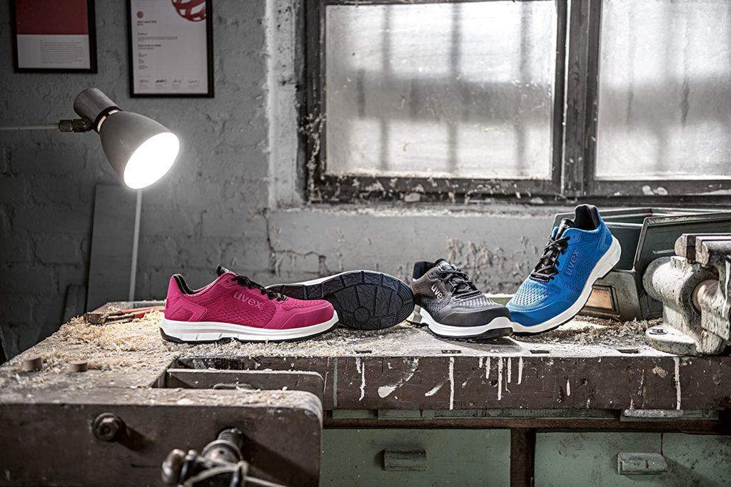 Mejores zapatillas de seguridad