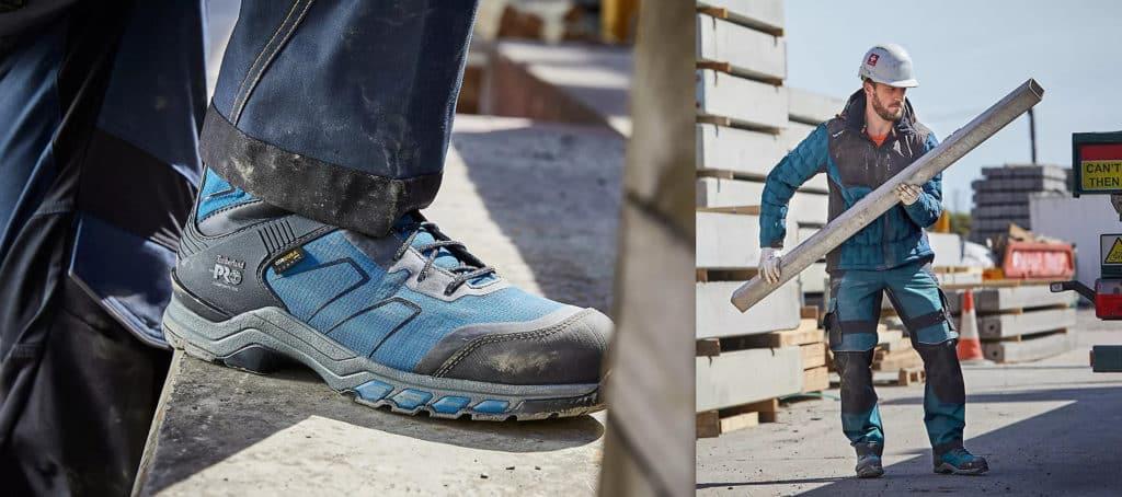 Mejores zapatillas de seguridad timberland