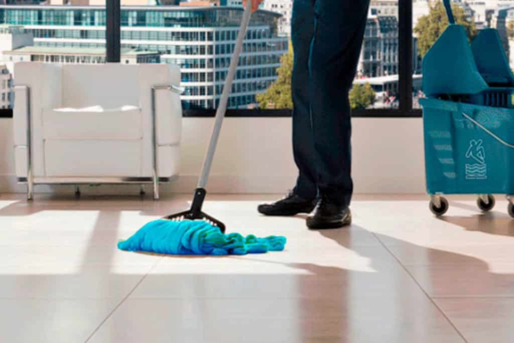 Uniformes de empresa limpieza