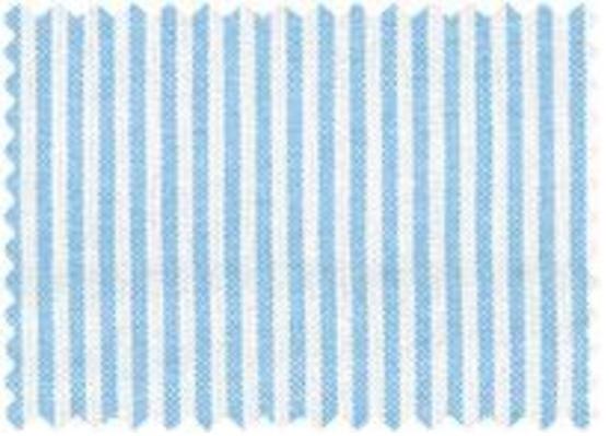 Azul celeste y blanco rayas verticales